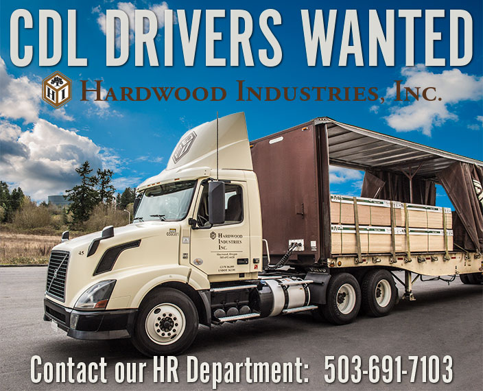 WANTED: CDL Drivers, class A and class B.