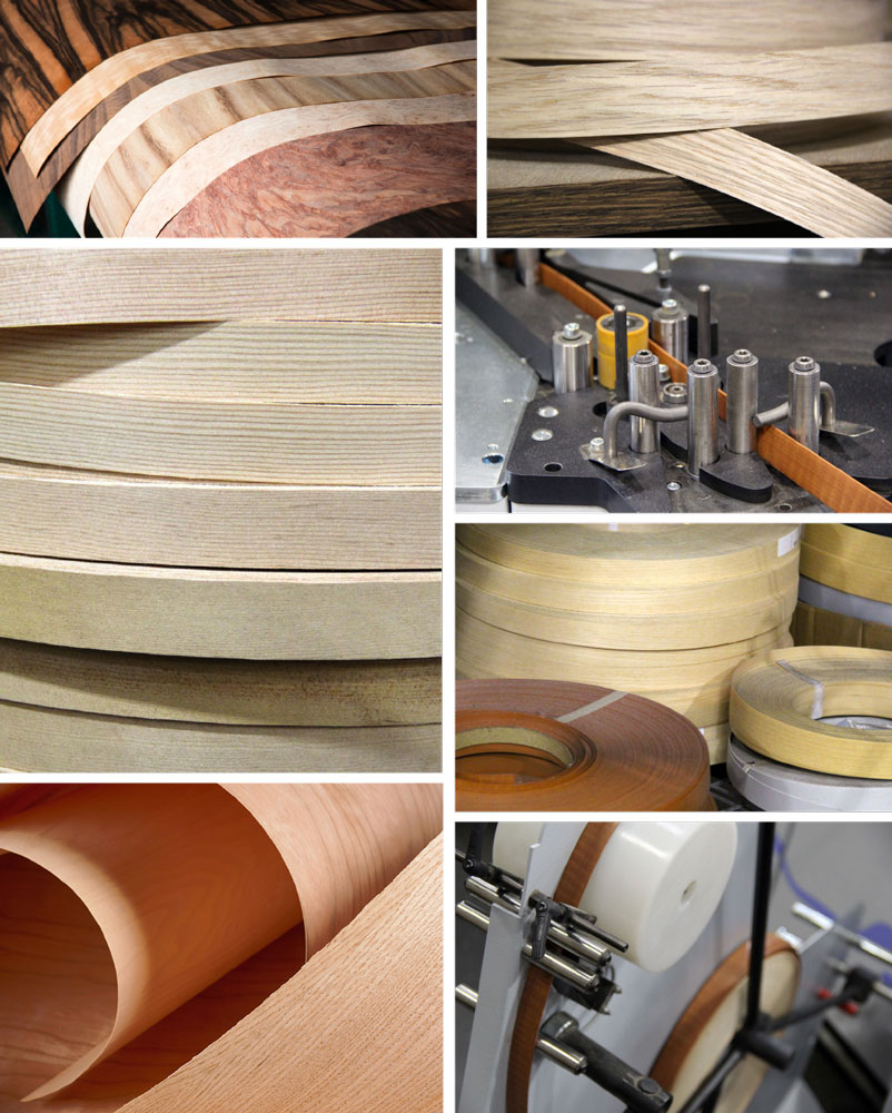 Hardwood Industries | Edgebanding and Veneers