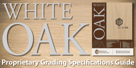Click here to view our White Oak Guide