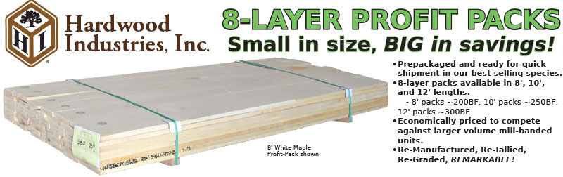 8-Layer Profit Packs: Small in size, big in savings!